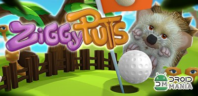 Скриншот Ziggy Putts №1