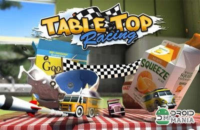 Скриншот Table Top Racing №1
