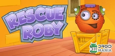 Скриншот Rescue Roby Full Free №1
