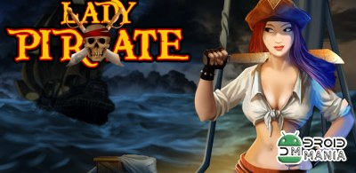 Скриншот Lady Pirate №1