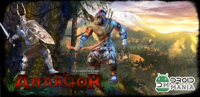 Скриншот World of Anargor 3D №1