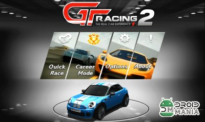 Скриншот GT Racing 2 – The Real Car Experience (2D Mobile) №1