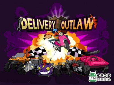 Скриншот Delivery Outlaw №1