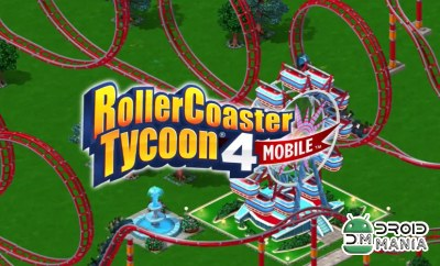 Скриншот RollerCoaster Tycoon 4 Mobile №1
