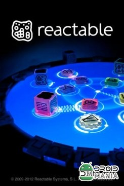 Скриншот Reactable mobile №1