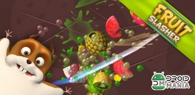 Скриншот Fruit Slasher 3D №1