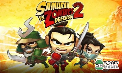 Скриншот Samurai vs. Zombies Defence 2 №1