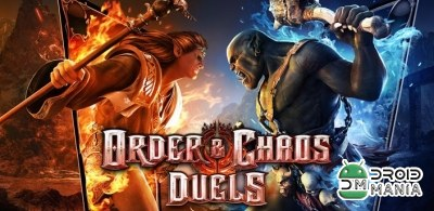 Скриншот Order and Chaos Duels №1
