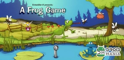 Скриншот A Frog Game №1