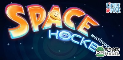 Скриншот Space Hockey Multitouch №1