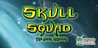 Скриншот Skull Squad: Alien Invasion №1