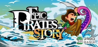 Скриншот Epic Pirates Story №1