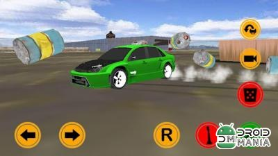 Скриншот Driftkhana Freestyle Drift App №2