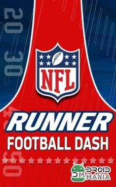 Скриншот NFL Runner: Football Dash №1
