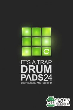 Скриншот Trap Drum Pads 24 №1