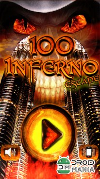 Скриншот 100 Inferno Escape №1