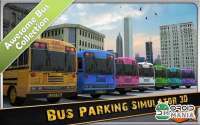 Скриншот Bus Parking Simulator 3D №1