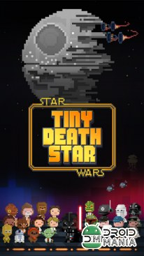Скриншот Star Wars: Tiny Death Star №1