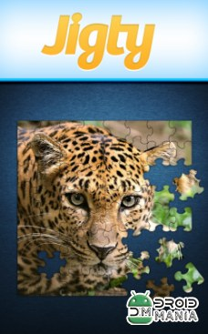 Скриншот Пазлы Jigty / Jigty Jigsaw Puzzles №1