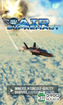 Скриншот Sky Gamblers: Air Supremacy №1