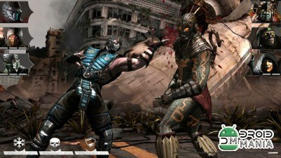 Скриншот MORTAL KOMBAT X (iOS) №1