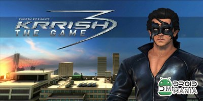 Скриншот Krrish 3: The Game №1