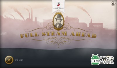 Скриншот Full Steam Ahead №1