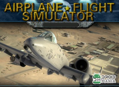 Скриншот Airplane Flight Simulator №1