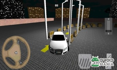 Скриншот Speed Parking 3D №1