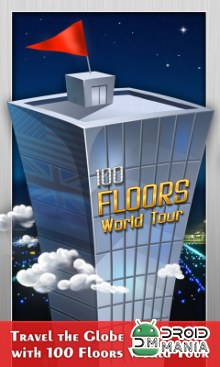 Скриншот 100 Floors - World Tour №1