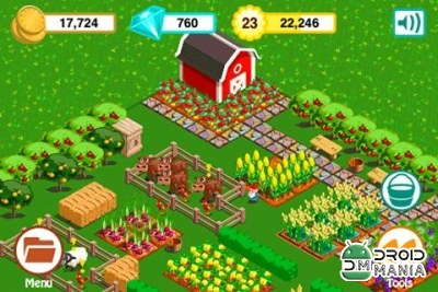 Скриншот Farm Story: St. Patrick's Day №1