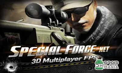 Скриншот Special Force NET №1