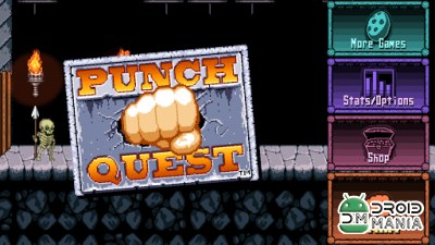 Скриншот Punch Quest №1