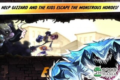 Скриншот Escape from Age of Monsters №1