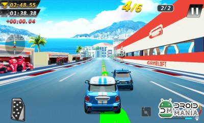 Скриншот GT Racing 2 – The Real Car Experience (2D Mobile) №2