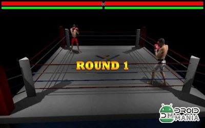 Скриншот Ultimate 3D Boxing Game №2