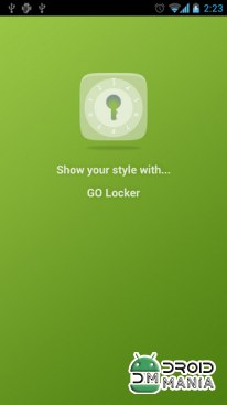 Скриншот GO Locker №1