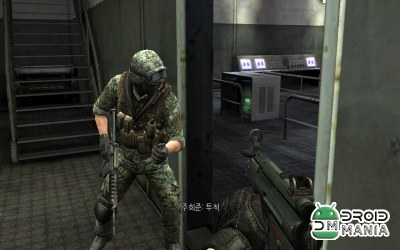 Скриншот Special Force: First Mission №1