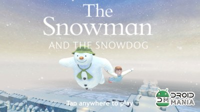 Скриншот The Snowman & The Snowdog Game №1