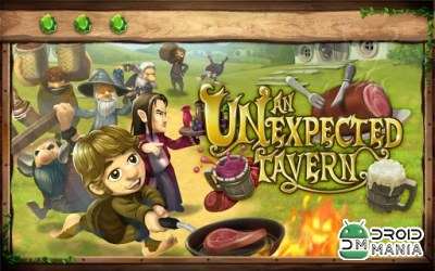 Скриншот An Unexpected Tavern №1