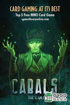 Скриншот Cabals: The Card Game №1