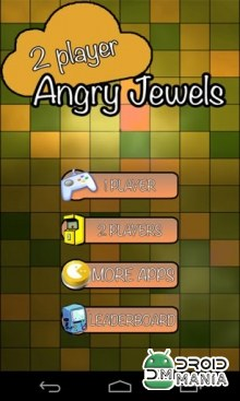 Скриншот Angry Jewels 2 Player №1