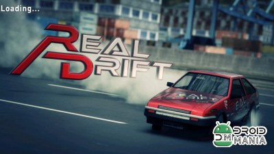 Скриншот Real Drift №1