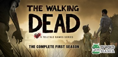 Скриншот The Walking Dead: The Complete First Season №1