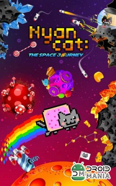 Скриншот Nyan Cat: The Space Journey №1