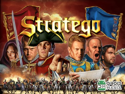 Скриншот STRATEGO - Official board game №1