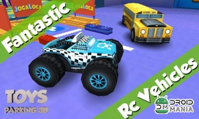 Скриншот Toy's Parking 3D №1