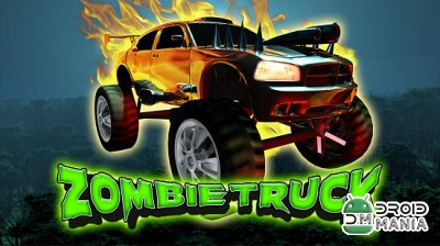 Скриншот Zombie Truck Race Multiplayer №1