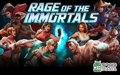 Скриншот Rage of the Immortals №1
