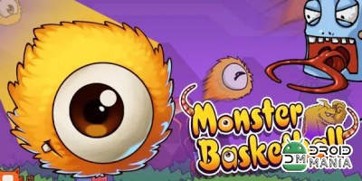 Скриншот Monster Basketball №1